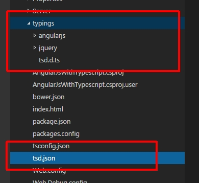 Getting started with Visual Studio Code, Angular and Typescript